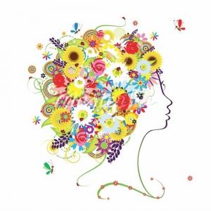 Samantha Greenfield Designs in Floral Artistry